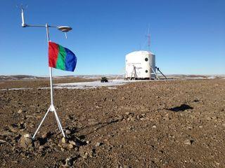 Mars Arctic 365 Mission Site