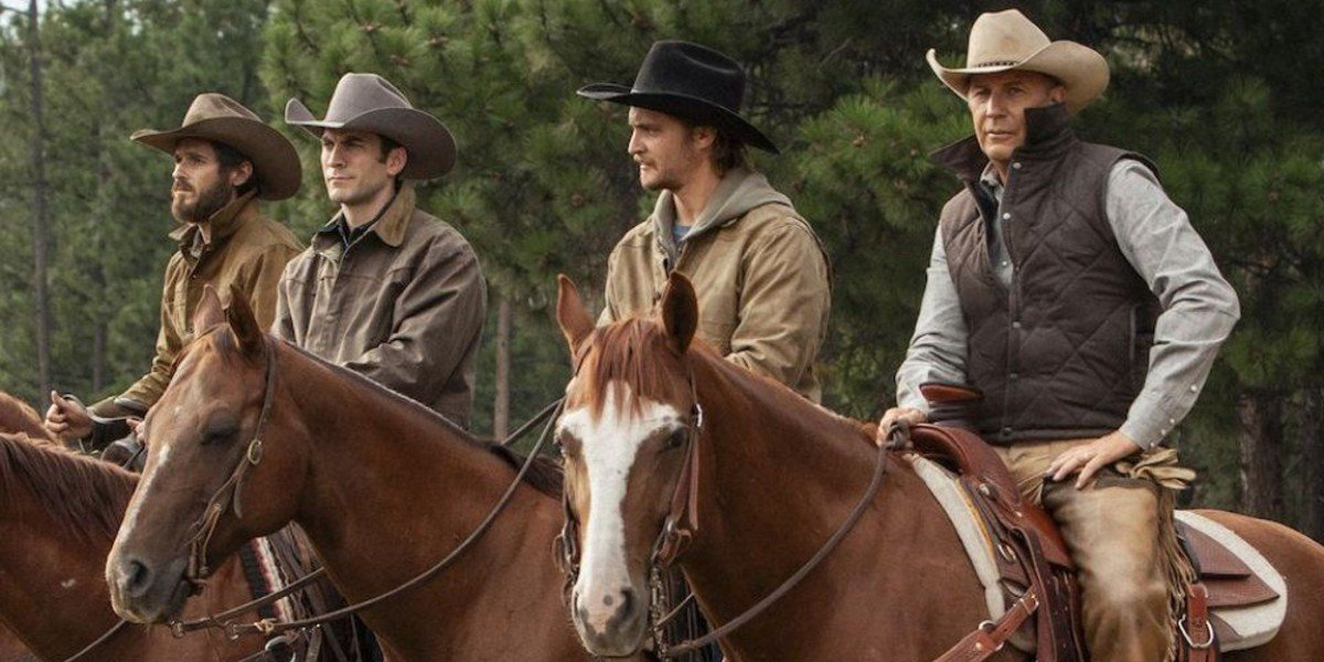 The Cast of Paramount Network's Yellowstone