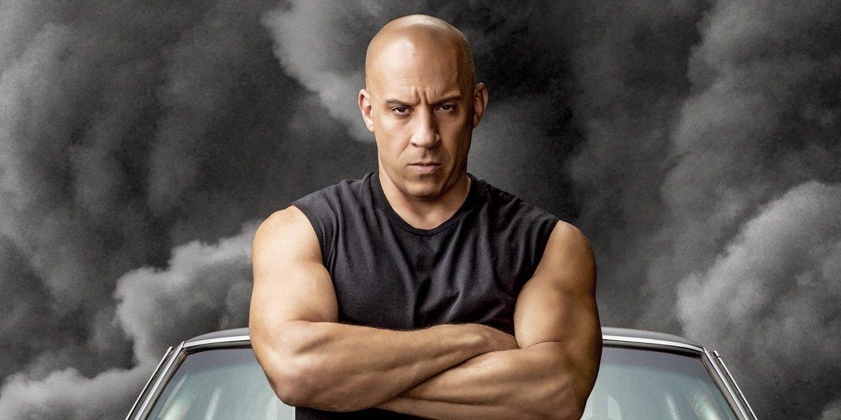 Vin Diesel as Dom in F9