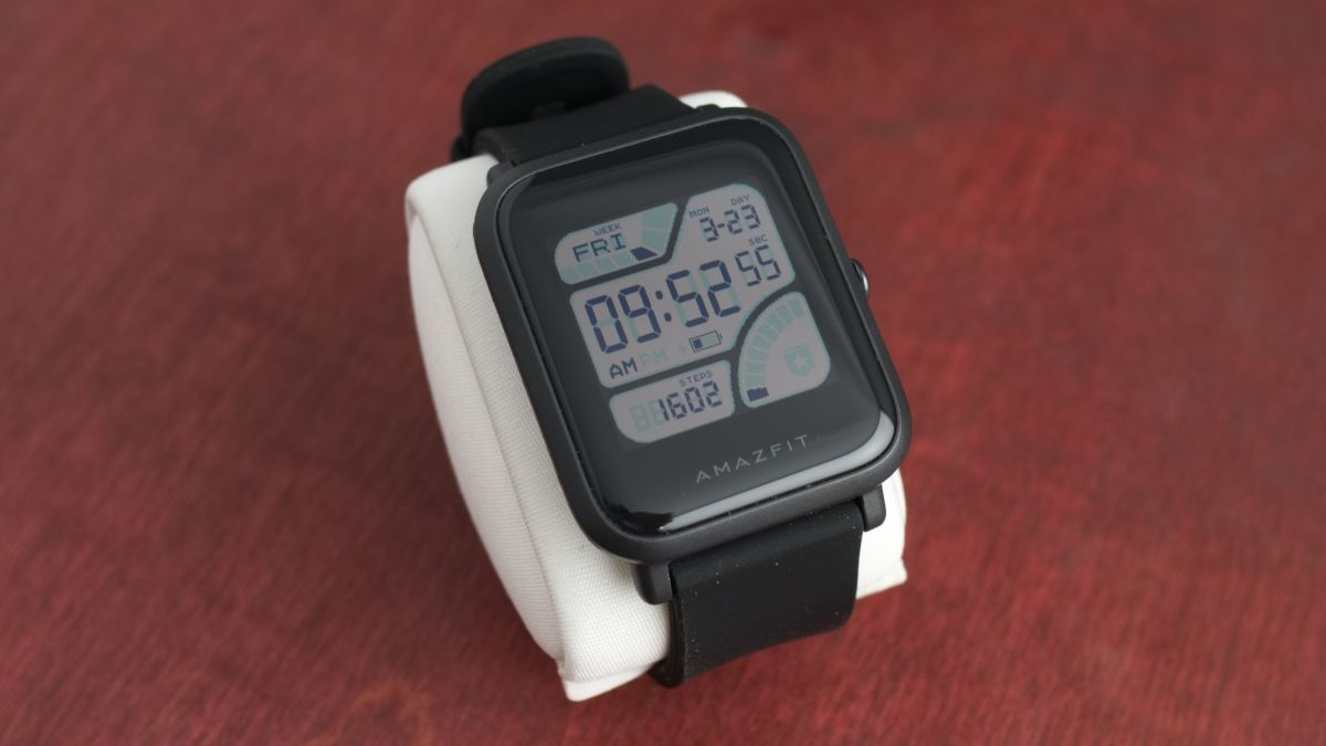 Car Tracker Gps >> Amazfit Bip review: Performance and fitness | TechRadar
