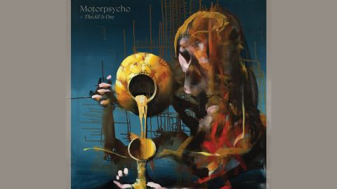 cover of Motorpsycho's The All Is One