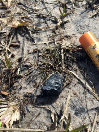 Daytime Fireball Meteorite