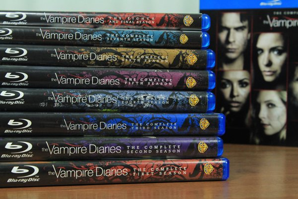 the vampire diaries complete series blu-ray