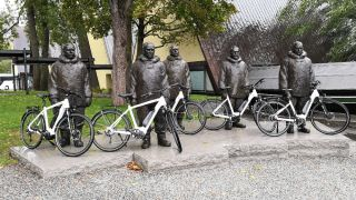 Shimano e-bikes