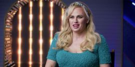 Rebel Wilson Sports Pink Leotard After Weight Loss In Stunning BTS Photo From Her Upcoming Netflix Movie