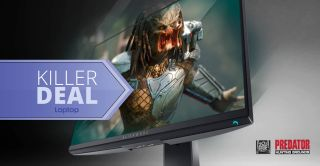 Killer Alienware gaming monitor deal