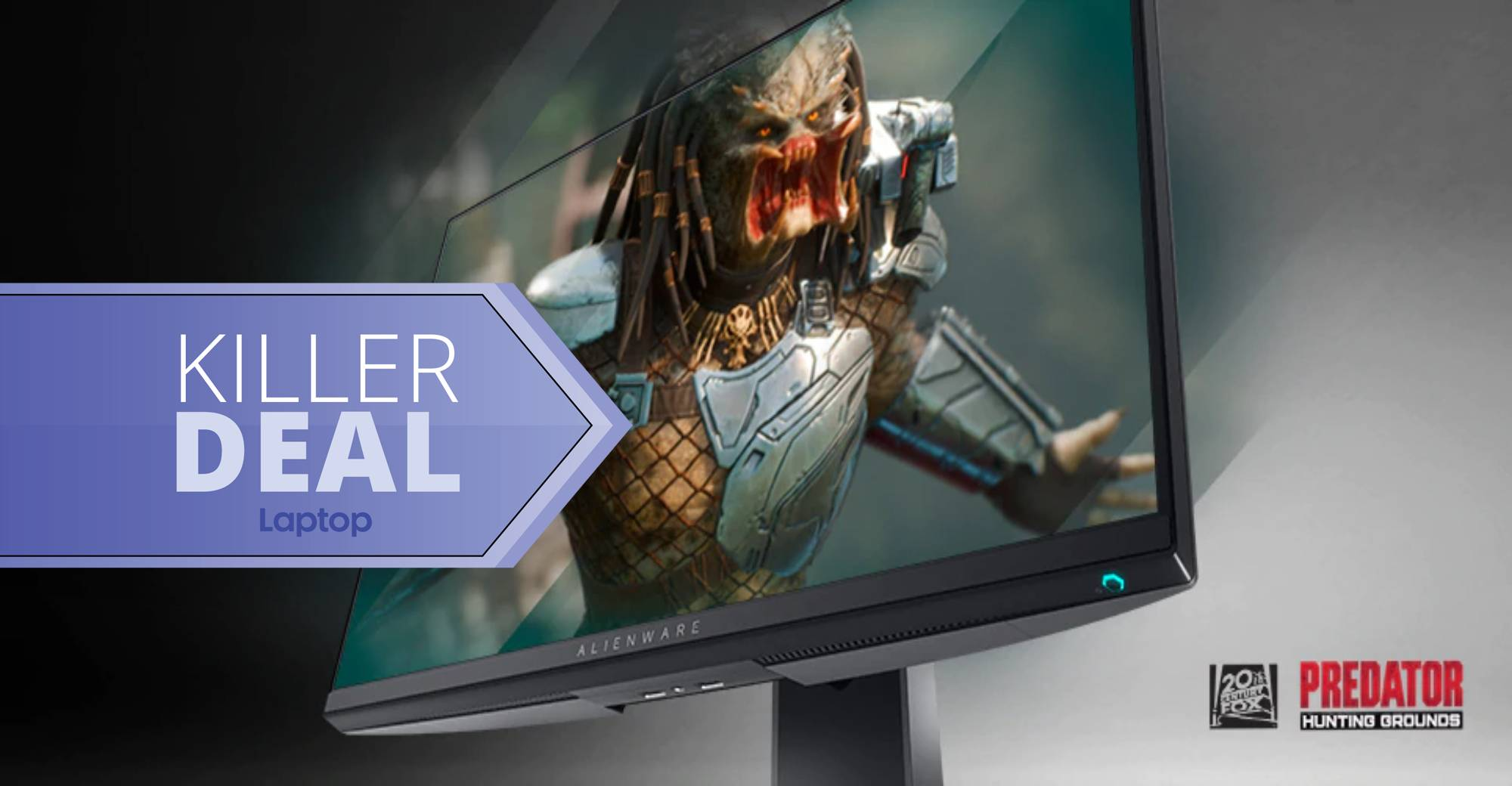 Alienware 25 inch, 240Hz gaming monitor now $280 off in Dell