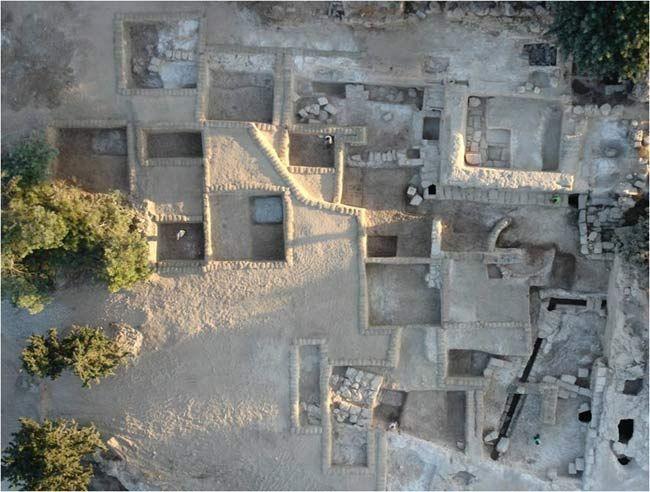 Ancient Biblical Gardens 'Bloom' Again