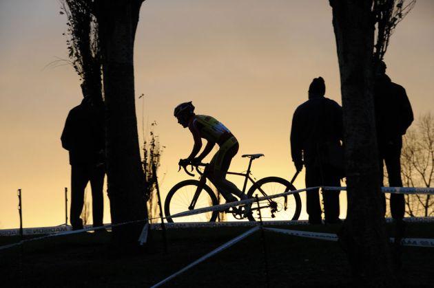 Jody Crawforth, National Trophy cyclo-cross 2011, round four, Derby
