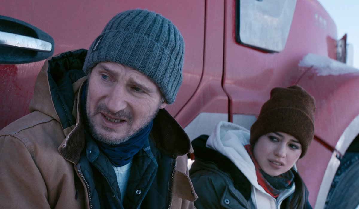 Netflix's The Ice Road Review: Liam Neeson's Netflix Action Movie Is A Stone Cold Bummer