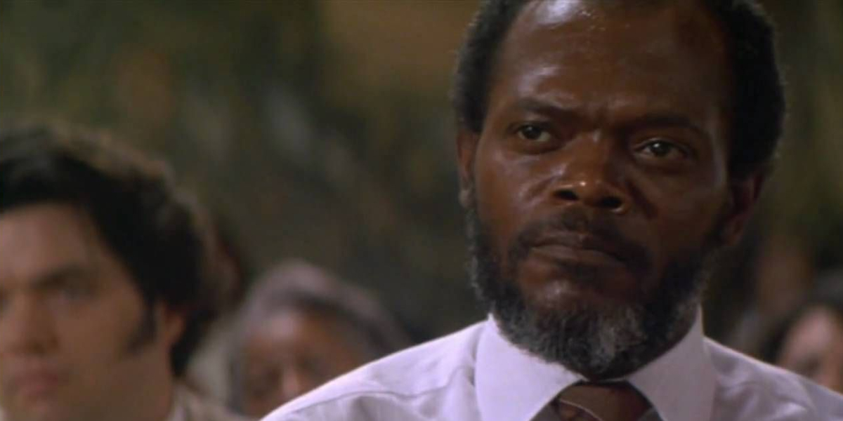 Samuel L. Jackson in A Time to Kill