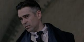 Colin Farrell in Fantastic Beasts