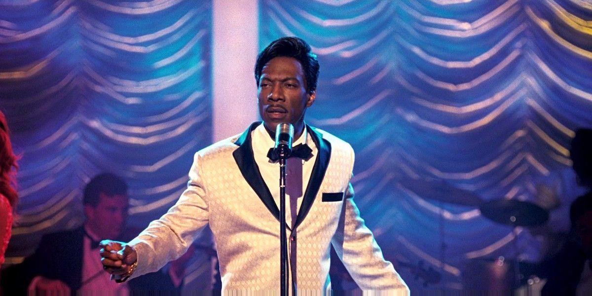 """James """"Thunder"""" Early (Eddie Murphy) sings in Dreamgirls (2006)"""