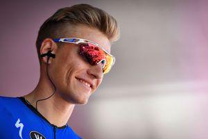7 May 2016 99th Giro d'Italia Stage 02 : Arnhem - Nijmegen KITTEL Marcel (GER) Etixx - Quickstep Photo : Yuzuru SUNADA