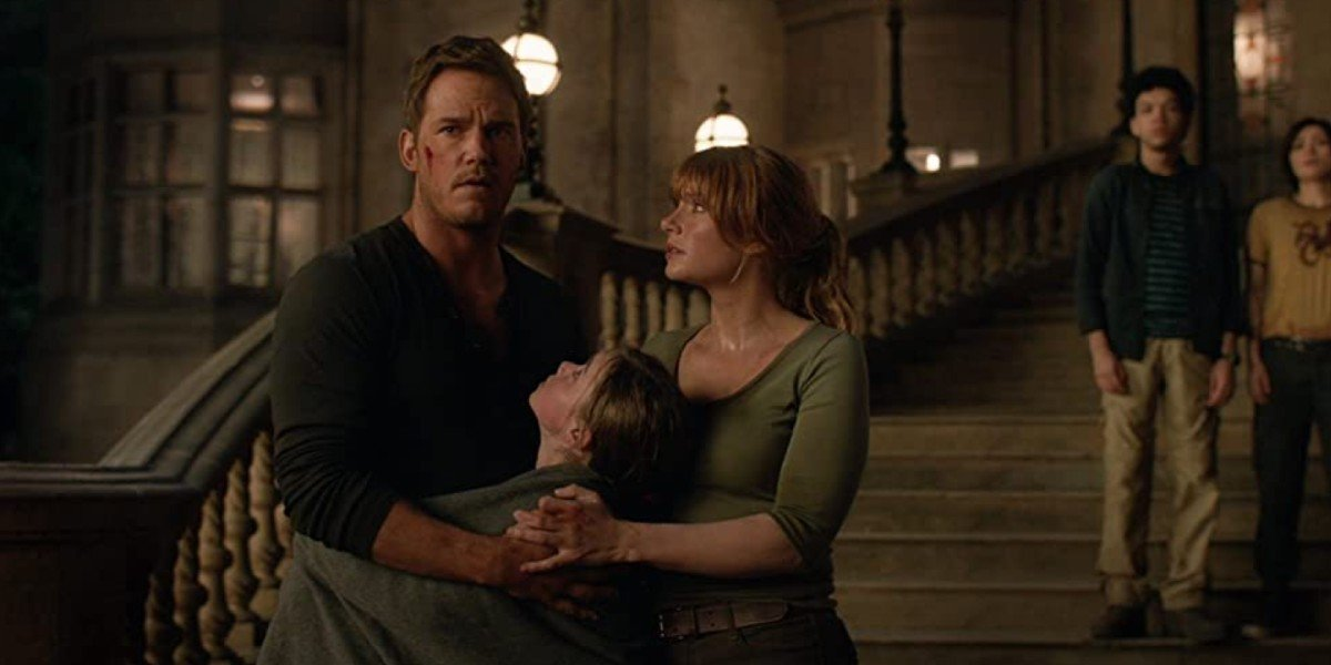 The Huge Number Of Covid Tests Jurassic World: Dominion Went Through During Its 18-Month Shoot