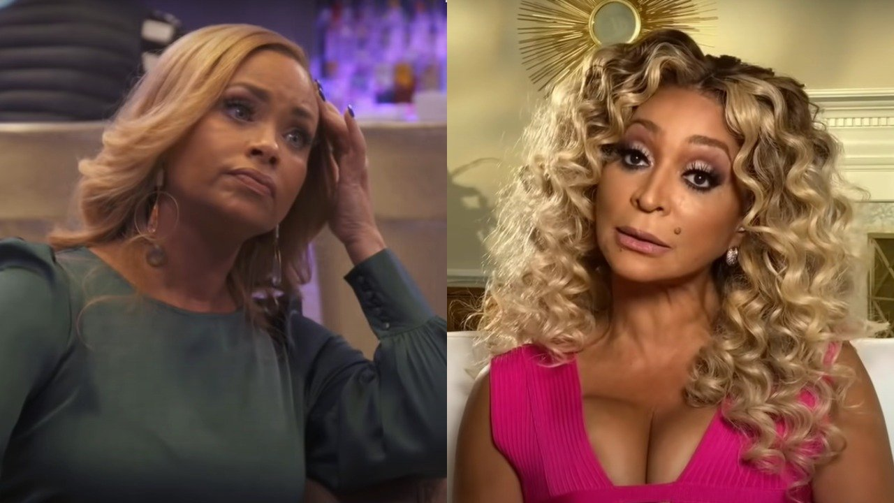 Real Housewives' Gizelle Bryant Explains Why She And Potomac Co-Star Karen Huger Needed A Truce