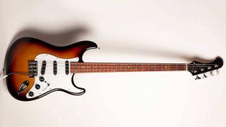 Oneonta's Stanley Clarke Spellcaster bass
