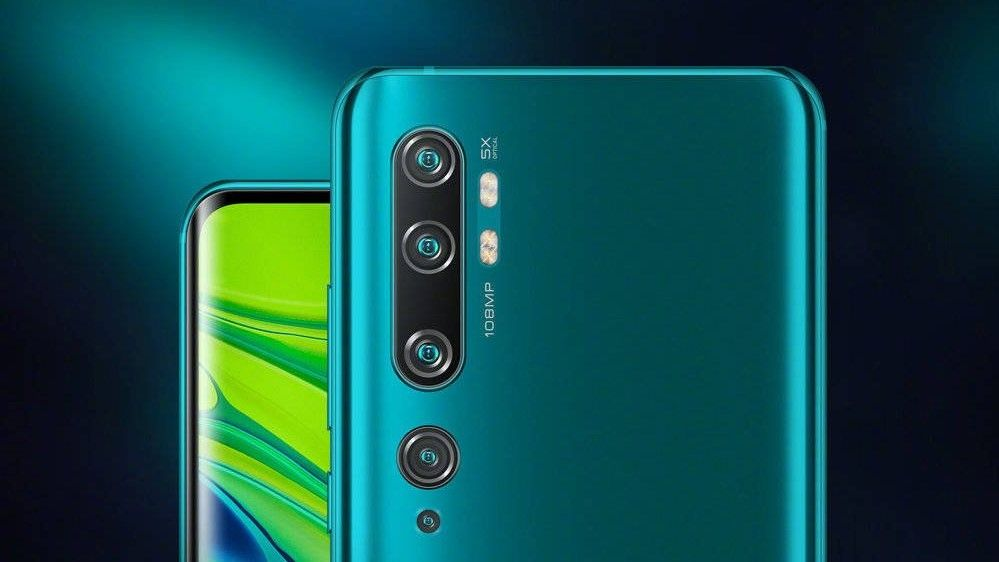 Xiaomi Mi Note 10 European launch dates confirmed | TechRadar