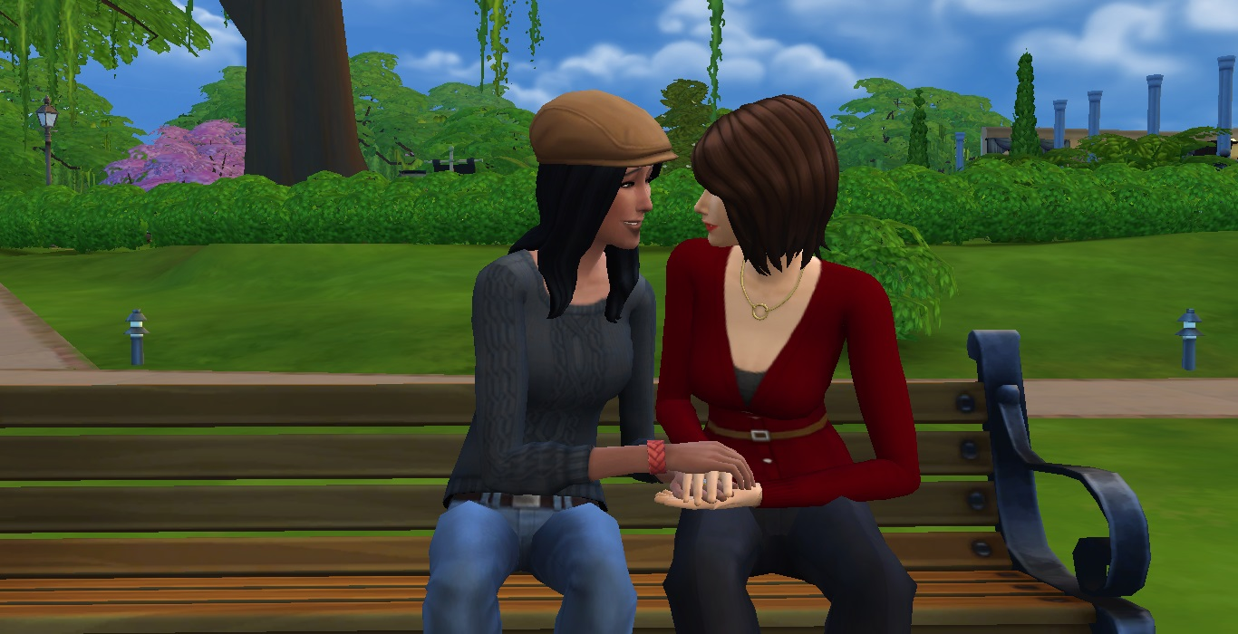 Unearthed The Sims design docs show the internal debate over same-sex relationships | PC Gamer