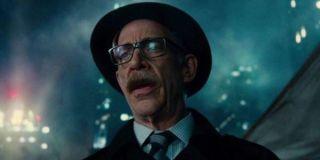 J.K. Simmons Commissioner Gordon Justice League