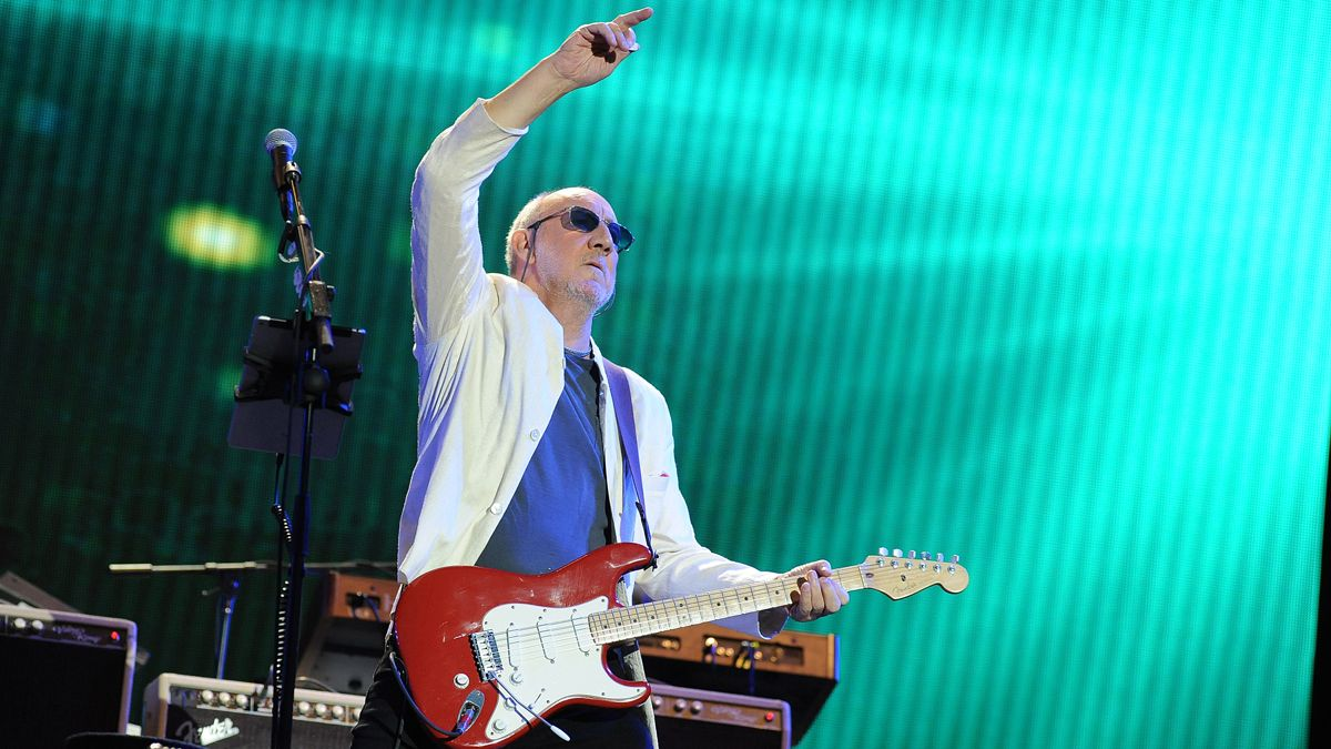 Pete Townshend: get the guitar sound and style
