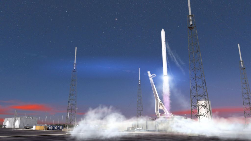 Relativity Space to Launch Satellite 'Tugs' on 3D-Printed Rocket