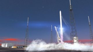 space.com - Elizabeth Howell - Relativity Space readies for its first launch of 3D-printed rocket later this year