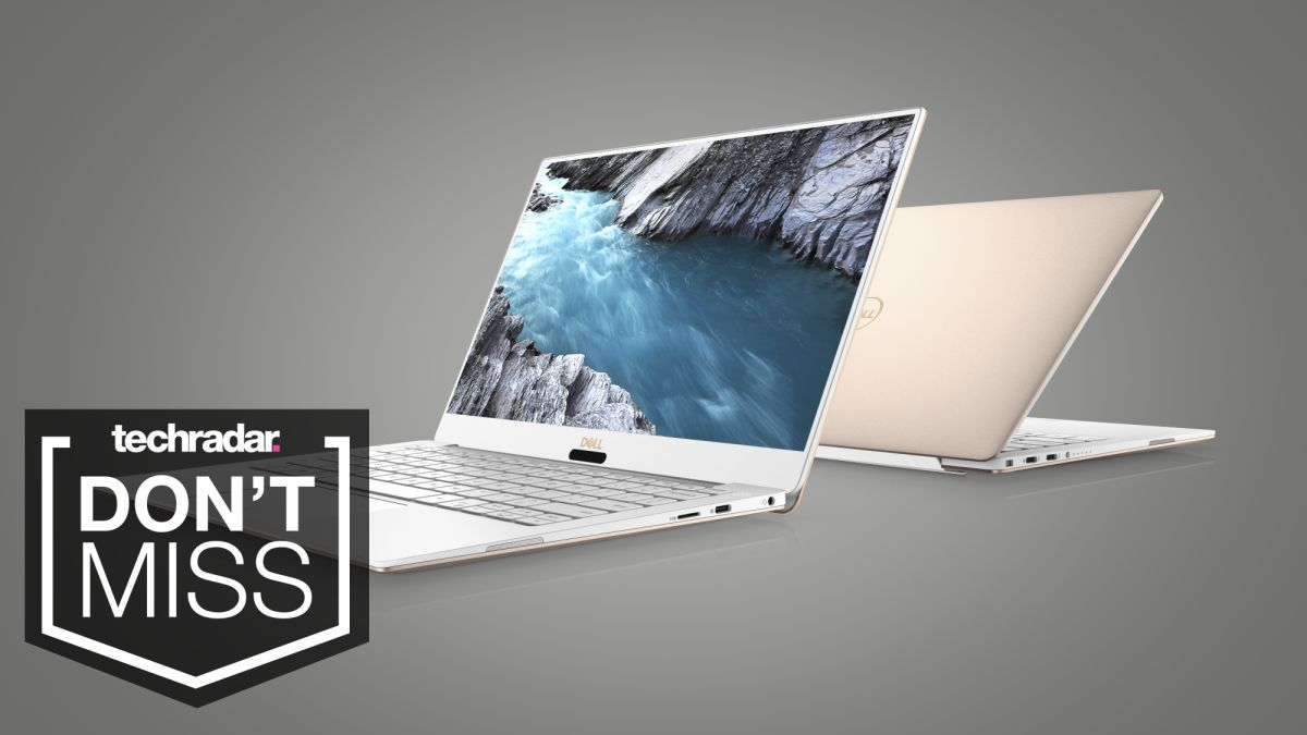 Dell XPS 13 gets even more price cuts on Black Friday