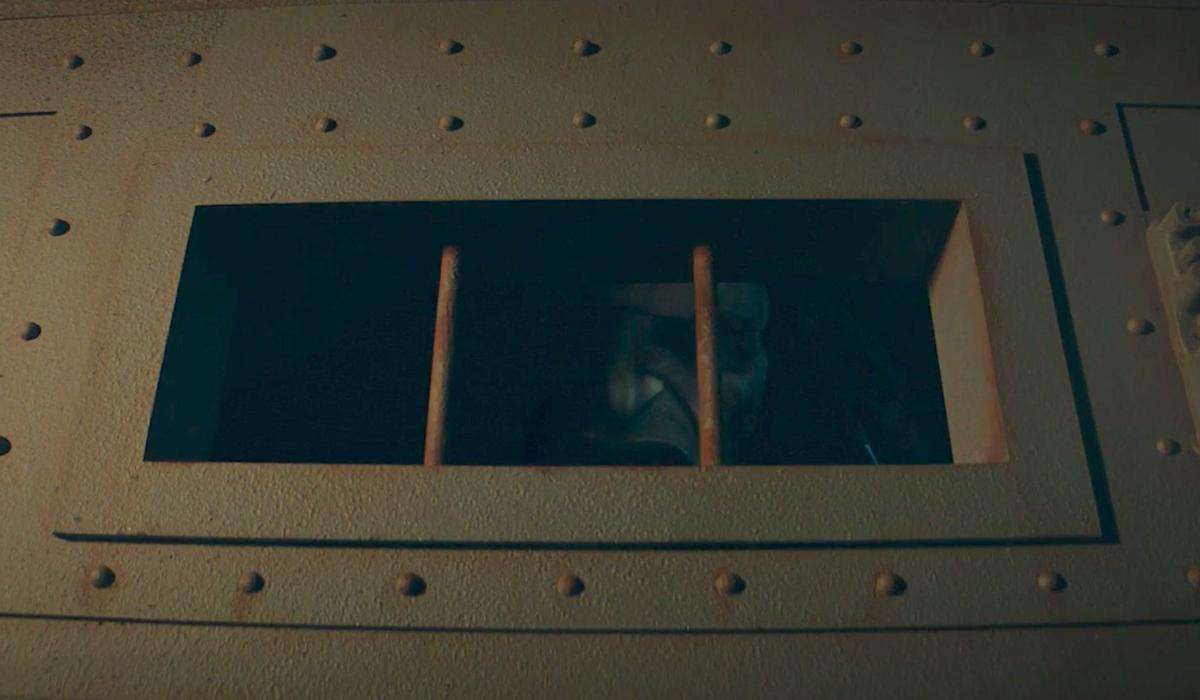 stargirl tv show solomon grundy in cell