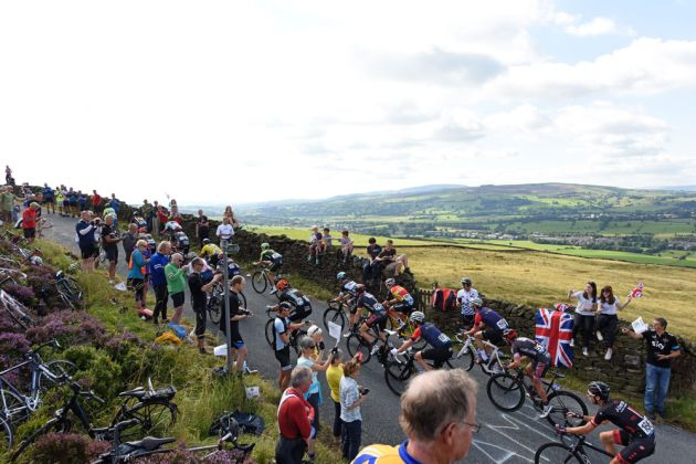 Bleara Moor, Tour of Britain 2015, stage two