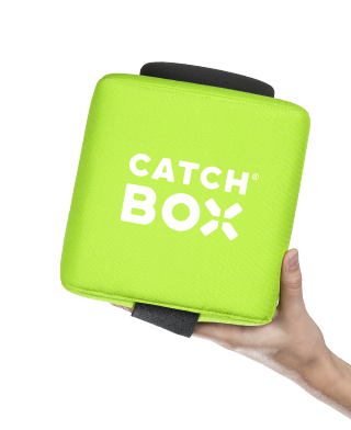 #InfoCommInspo: Catchbox