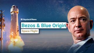 Haystack News Jeff Bezos Blue Origin Olympics