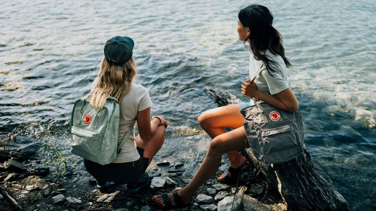 Return to school in style with Fjallraven's new backpack collection