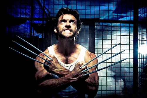 X-Men Origins: Wolverine - Hugh Jackman plays adamantine-clawed mutant fighter Wolverine