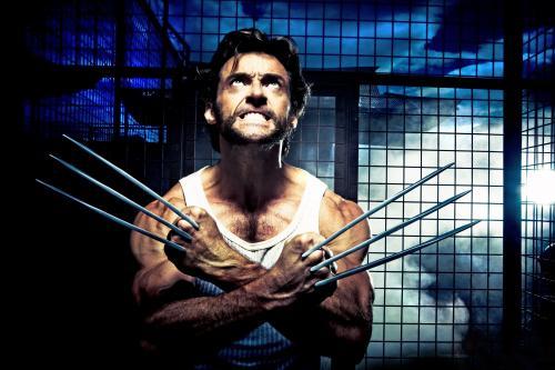 X-Men Origins: Wolverine - Hugh Jackman plays adamantine-clawed mutant fighter Wolverine
