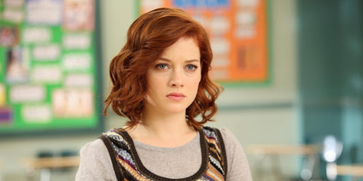 Jane Levy on Suburgatory