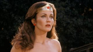 Linda Carter in the original Wonder Woman series.