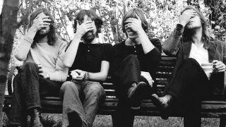Pink Floyd in Belsize Park