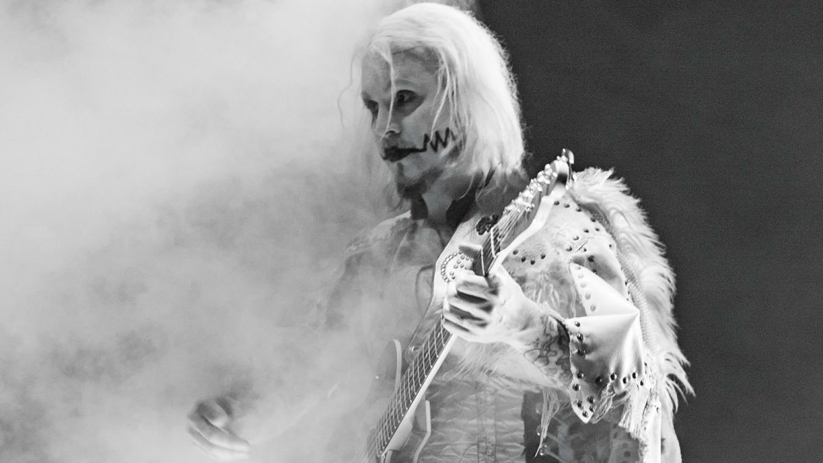"John 5: ""I play so much guitar that it might not even be healthy - and I'm not joking"""
