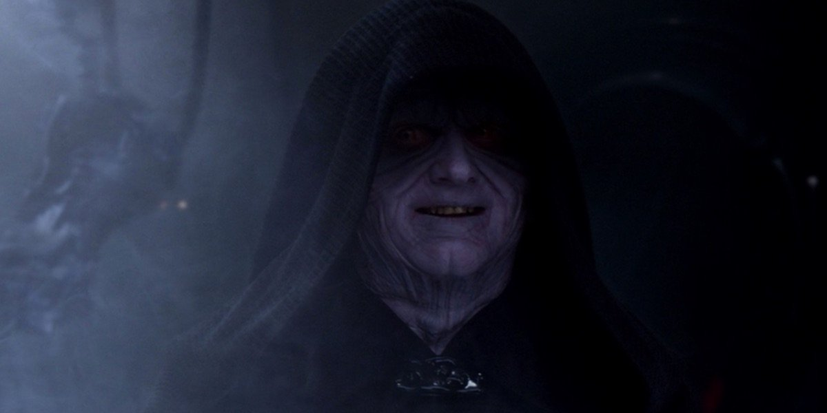 Looks Like George Lucas Never Intended On Bringing Back Palpatine