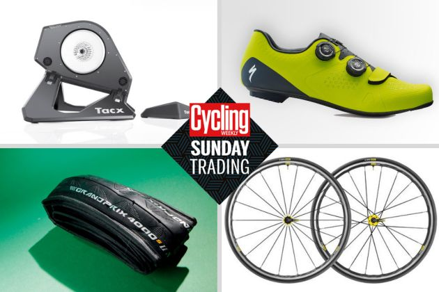 Sunday Trading: Big Discounts On Turbo Trainers, Mavic Wheelsets And Much  More