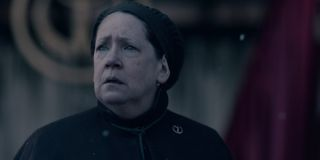 Aunt Lydia in the finale