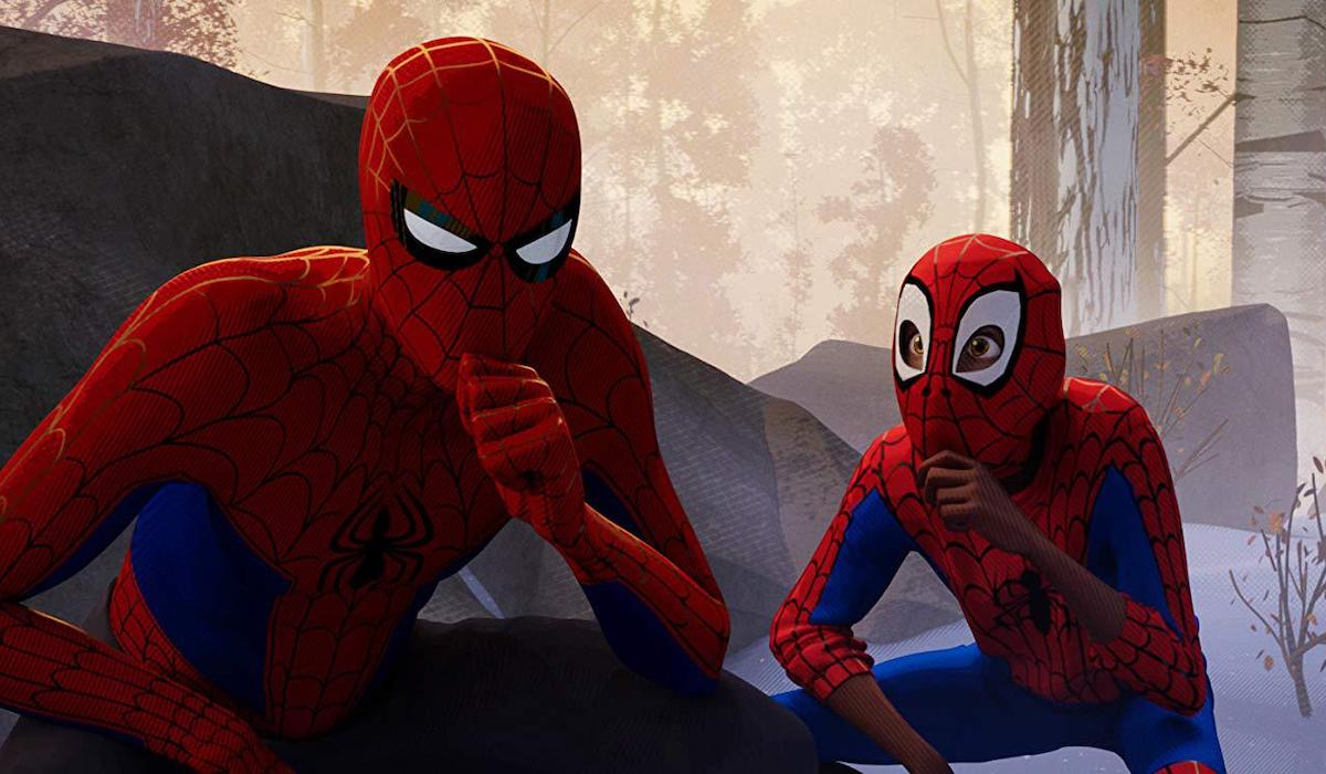 Spider-Verse, Spider-Man and Miles Morales