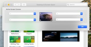 How to enable or disable hot corners on macOS