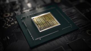 Nvidia Turing GPU render