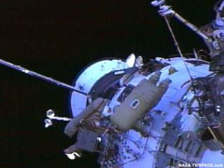 A Year of Firsts for the ISS