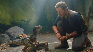 Chris Pratt in Jurassic World: Fallen Kingdom