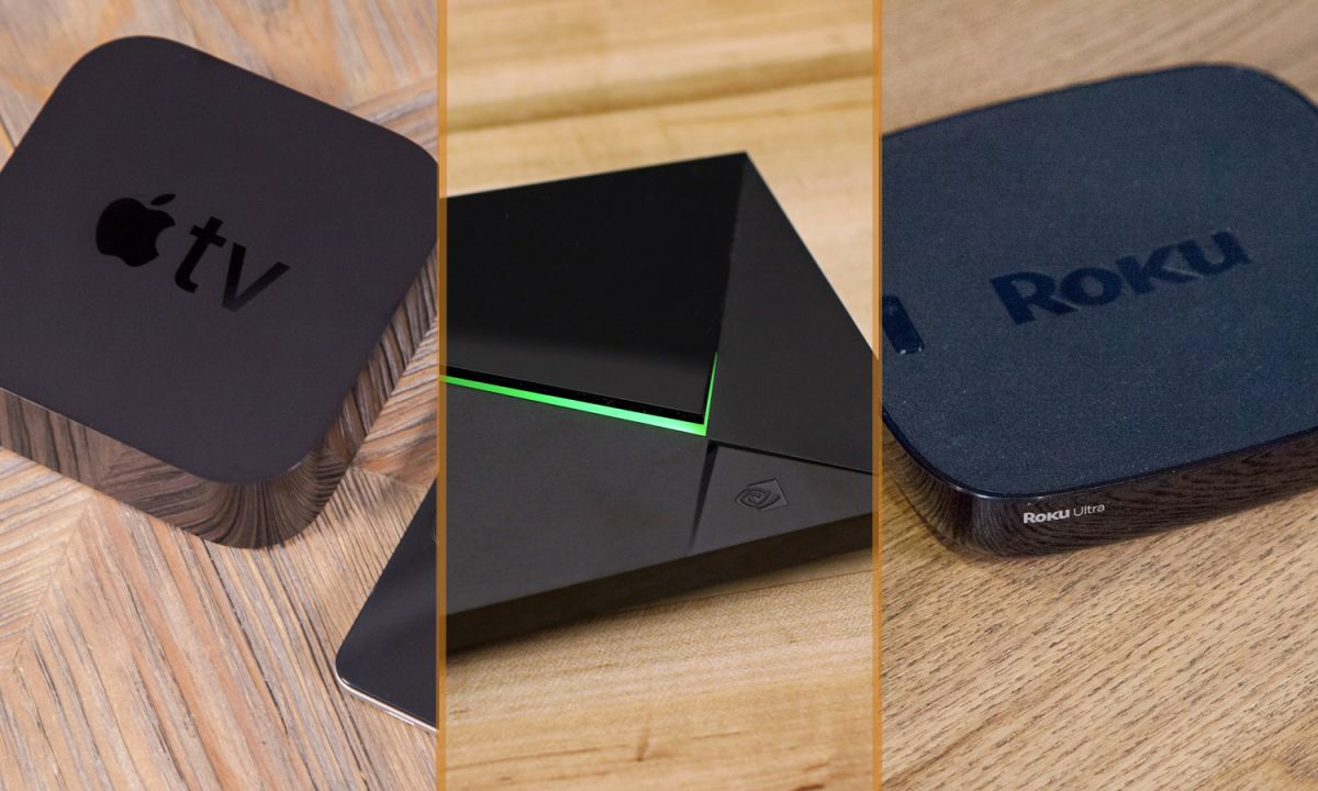 Roku Ultra vs  Apple TV 4K vs  Nvidia Shield: Face-Off | Tom's Guide