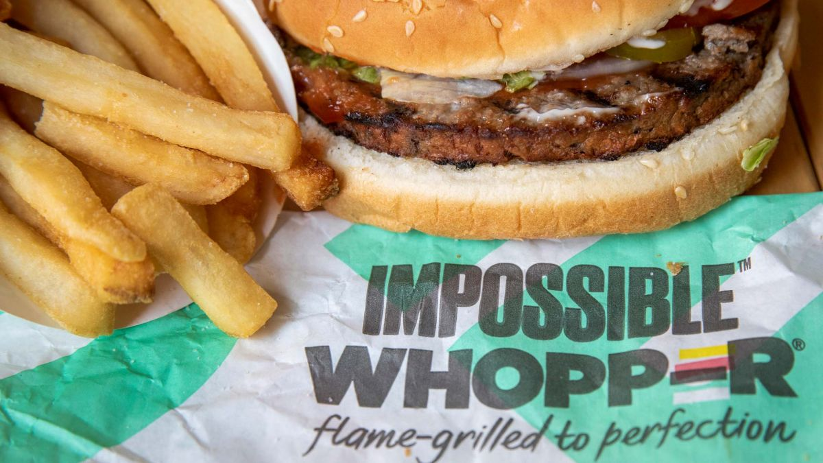 Burger King Impossible Burger Taste Test: Almost Like the Real Thing