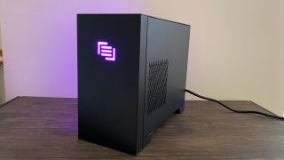 The Maingear Turbo is the epitome of a compact luxury AMD Ryzen PC, with beautiful looks and powerful performance. But it can get very, very expensive.